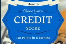 CREDIT SCORE   Improve Your Score / Do you know the five factors that make up your credit score? Do you know how to check your credit report each year for free? Find out the answers to these questions and much more on this board.