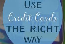 CREDIT CARDS   Using Credit Cards Wisely / Using credit card wisely is a skill. Find out how to make the most of your credit cards so that they improve your finances, not ruin them.