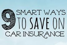 INSURANCE   Auto Insurance / Auto insurance is a must. The question is how much does your auto insurance cover. Also, how do you save money on auto insurance and get the most value? Find out the answers to these questions and more on this board.