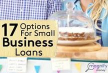 BUSINESS CREDIT / Have a business? Business credit is an essential part of having a business when you need to finance something. Learn all the in's and out's of the process of getting and using business credit.