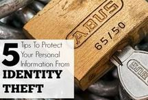 CREDIT SCORE   Identity Theft / Identity theft sucks! Let's find ways to avoid it. And if it does happen, let's find ways to fix it and make sure your identify doesn't get stolen again.