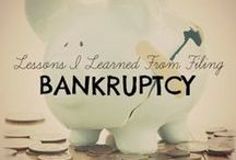 BANKRUPTCY / Need to file for bankruptcy? Check out this board to find out how. Want to learn how to rebuild your credit after bankruptcy? You'll find out here.