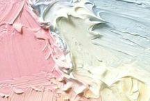 color: pastels