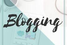 Blogging Tips | NadineAmanduh / Blogging for beginners. Blog post ideas