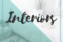 Interiors / Interior design.  Home interiors. Living room interiors. Dining room interiors. Kitchen interiors. Bathroom interiors. Bedroom interiors. Please feel free to contribute on this board too. Comment on my pins or send me an email at info@nadineamanduh.com