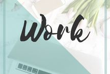 Work | NadineAmanduh / Work. Work etiquette. Working Mom. Work life.