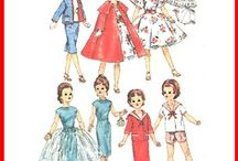 Doll Clothes Patterns / by Sherry Riley