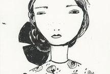 illustration / by özge