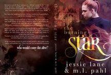 Star Series / Star Series written by Jessie Lane and M.L. Pahl / by Jessie Lane