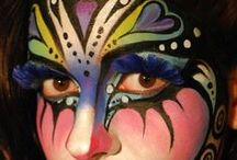 FACE ART AS SUCH / by Carrie Johnson
