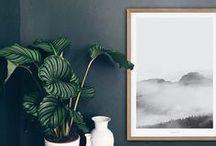 Poster / Eine Auswahl von #Postern im skandinavischen Stil gibt es bei Stilherz zu entdecken! http://www.stilherz.de/dekoration/bilder/