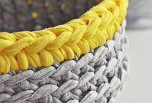 Trapillo/Fabric yarn