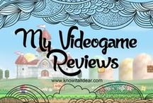 My Videogame Reviews