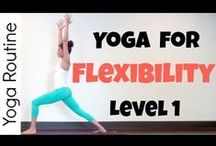 Yoga & Pilates Videos / by Deangelo Mosby