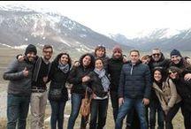 Team building and meeting withinn / Due giorni di formazione per i responsabili delle strutture withinn ospiti dell'Albergo diffuso Robur Marsorum in Abruzzo!