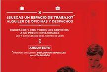 Convenio  COAL-Centro Negocios Independencia / Convenio de mutua colaboración Colegio Oficial de arquitectos León - Centro de Negocios Independencia