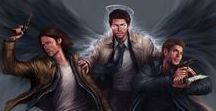 Supernatural / Mostly fanart and quotes from the TV show Supernatural.