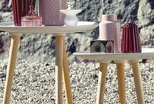 Beistelltische / Schöne Beistelltische von Puik Art, House Doctor und Bloomingville: http://www.stilherz.de/dekoration/beistelltische/