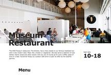 + Hospitality Design / A massive industry, hospitality design can range from simple food photography, to all out kitchen design, to clever hipster branding