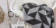 Kissen, Plaids & Teppiche / #kissen #decken #plaids #teppiche #design
