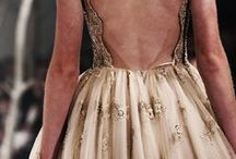 COUTURES. / favorite coutures/haute coutures