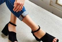 HEELS GALORE. / heels only