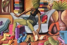 Shoes, shoes, shoes... / I wear 'em because I love 'em... I love 'em because they set...it...off...! / by D Malone Jones