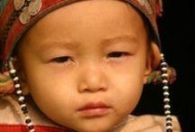 Trẻ em từ Sa Pa