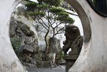 Zen . Japanese Gardens