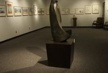 Exhibit: Allan Houser 2014 / We are one of the facilities that will be hosting the Allen Houser exhibit during 2014, June 1 - Aug. 15. Contact Leah Mulkey, Education Coordinator, for more information. 580-252-6692. We will also have an education session for the Allan Houser history in the summer. Open to homeschool groups, and other interest groups.