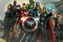 Avengers / Avengers ilustration