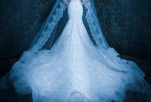 Wedding dresses / Fantasy for someday