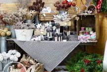 Craft Fair booth ideas / Craft booth ideas. #craft #craftfair #market #booth #craftbooth #craftmarket #etsy
