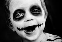 Halloween Costumes - BOO! / Ideas for Zombie costumes and Zombie makeup for Halloween.  #Zombie #zombiecostume #Halloween #Costumes