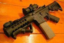 Gun's / by K