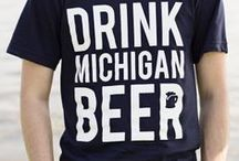 Michigan Beers & Cheers / Liquid refreshments found only from the Mitten.... Simply delicious ! / by Coldwell Banker Mt. Pleasant MI Homes
