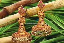 Jhumuka Earrings