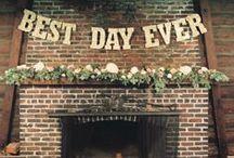 Barn Wedding / #barnwedding All the details to have a perfect Barn Wedding including décor, flowers and more #Farmwedding #barn