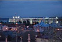Томск в фотографии