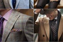 Trajes y Moda / Moda masculina, para antojarse. // Menswear, on a whim.