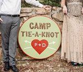 Camp Wedding