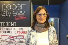 Paper Style Eyewear / Paper Eyewear