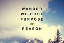 Mantras / Notre philosophie, notre état d'esprit au quotidien