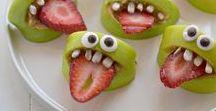 Halloween snacks ideas