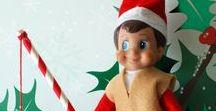 Elf on the Shelf Ideas / Ideas for the elf on the shelf #elfontheshelf