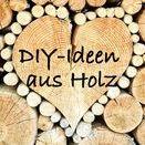 Holz - DIY Projekte / Holz ist ein tolles Material für verschiedenste DIY-Projekte. Hier gibt's die Anleitungen und Tutorials, die Dich inspirieren und zum Erfolg führen.