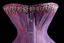 Antique Corsets / This is a collection of antique corset
