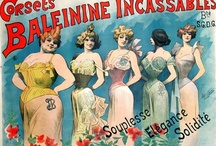 Corset Ad's & Patterns