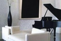 ❧ Interiors / interiors, furniture, arrangents