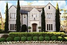 Curb Appeal / Home design, architecture, landscaping